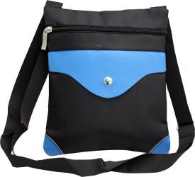 ShoppingFeast Women Blue Flex Sling Bag