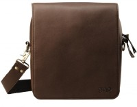Gqp Accessories Embody Messenger Bag (Vintage Brown) Medium Sling Bag - Vintage Brown