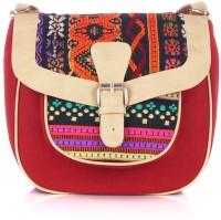 Shaun Design Jacquard Cross Body Medium Sling Bag - SLBDX5HKMUUHZGC3