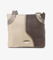 DHC Trendy Medium Sling Bag (Brown)