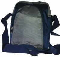 Shivam Novelties Pvt. Ltd. Boys, Men, Women, Girls Blue Nylon Sling Bag