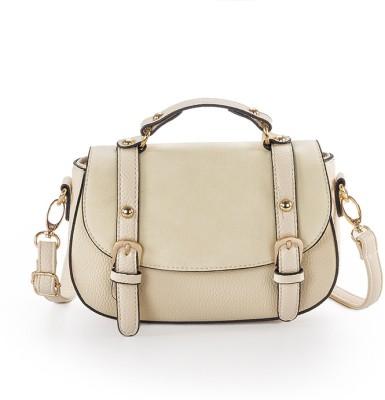 30% OFF on FT Girls Formal Beige PU Sling Bag on Flipkart ...
