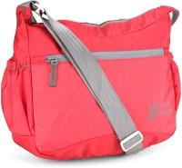 Swiss Design Women, Men Red Nylon Sling Bag