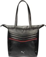 Puma Women Black PU Shoulder Bag