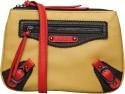Caprese Cindy Small Sling Bag - Ochre Yellow