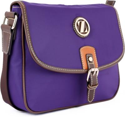Zotti Zotti Miley Medium Sling Bag (Violet)