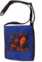 The Museum Outlet Women Orange Canvas Messenger Bag - SLBECQYZQJTR8HR8