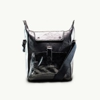 TWACH Sail Medium Sling Bag - Black