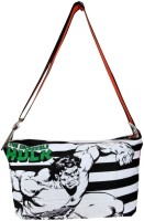Be For Bag Exclusive Marvel Collection Skaar Sling Bag (White)