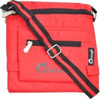 JG Shoppe Alpha Small Sling Bag - Red-054