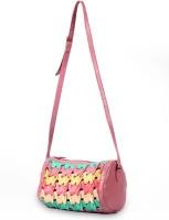 Brune Shoulder Sling Bag - Pink-11 - SLBDXGY7DCH9WKFM