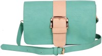 Di Tutti Enduring Grace - 2532 Medium Sling Bag - Green