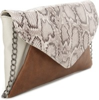 Steve Madden Women Beige, Brown Sling Bag