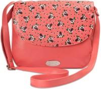 DHC Women Casual Pink PU Sling Bag - SLBE62FMGSDYRMY5