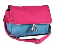 Harp Harp201405003 Medium Sling Bag - Pink Stripe