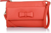 Caprese Girls, Women Red PU Sling Bag