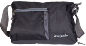 Woodpecker Ginger Medium Sling Bag - Black
