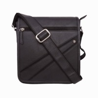 Chimera Leather LMB160581410 Sling Bag - Black