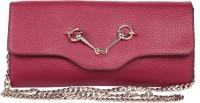Trendberry Women Maroon PU Sling Bag
