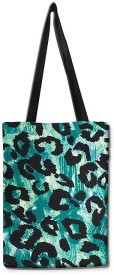 Theskinmantra Women Multicolor Polyester Tote