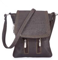 Bags Craze Stylish & Sleek BC-ONLB-575 Sling Bag (Brown)