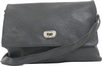 Igypsy Girls Black Leatherette Shoulder Bag