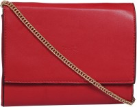 Toniq Girls, Women Casual Red PU Sling Bag