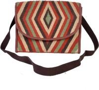 Diwaah Lady Across Body Medium Sling Bag (Multicolor)