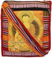 Kraftrush Multi-colored Sling Bag (KR0025)