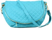 Amrita Singh Women Casual Blue PU Sling Bag
