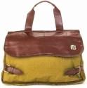 OTLS Dualflap Sling Bag - Khaki