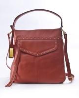 Sophia Visconti Bina Big Sling Bag - Orange
