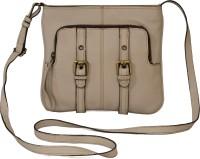 Sophia Visconti Elina Small Sling Bag - Beige