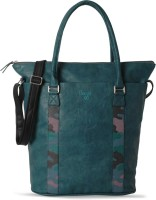 Baggit Women Casual Green Leatherette Sling Bag
