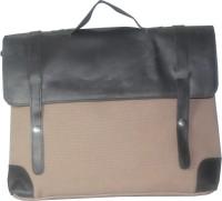 Moda Desire Women, Men Casual Brown Canvas Sling Bag