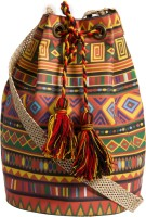 The House Of Tara Printed Medium Sling Bag - Multicolor - SLBEY9TP7UURFXHK