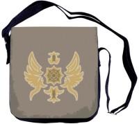Shaildha Girls, Women Casual Multicolor Canvas Sling Bag - SLBE6RHTCNQEPXUH