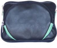Matrix Women Casual Black Genuine Leather Sling Bag
