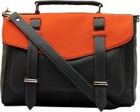 La Volsa Women Casual Grey PU Sling Bag