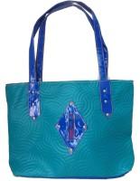 Modish Look Women, Girls Casual Blue PU Shoulder Bag
