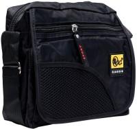 Bcc Spacious Medium Sling Bag (Black-01)