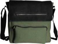 Moda Desire Women Casual Green Leatherette Sling Bag - SLBE63N4CNDFEZEX