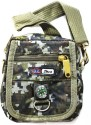 JG Shoppe Rigi Camera Pouch Small Sling Bag - Green-002
