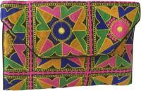 Vedic Deals Women Casual Multicolor Canvas Sling Bag