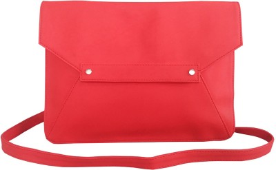 Toteteca Bag Works TT2414 Red Large Sling Bag - Red