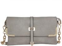Esbeda Girls Evening/Party Grey PU Sling Bag