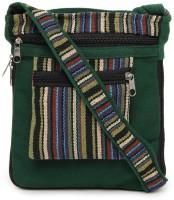 Kraftrush Green Sling Bag (KR0010)