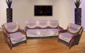 BTI Cotton Sofa Cover