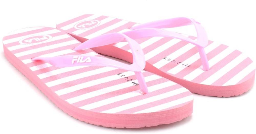 Fila Stripes Flip Flops