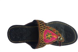 Kalakari Slippers